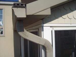 gutters and downspouts parts