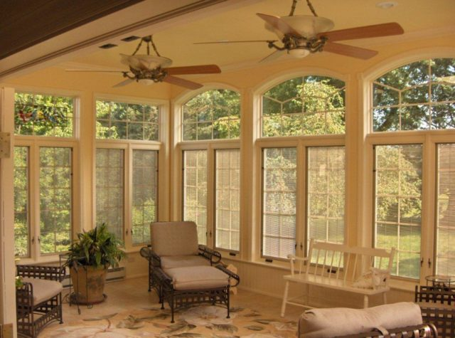 If You Are Thinking Of Building A Sunroom, Here's Some Tips To Consider