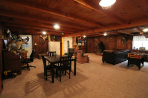 finished basement remodel