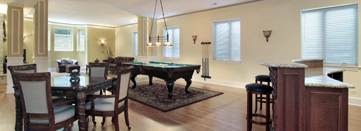 Top 5 Hottest Trends in Basement Remodeling