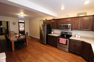 new kitchen and dining room remodel