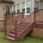 outdoor deck and staircase contractors