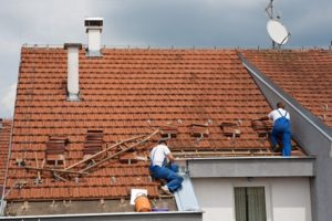 stucco roof repair