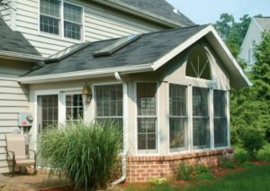 sunroom attached addition