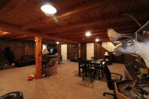 new basement remodel