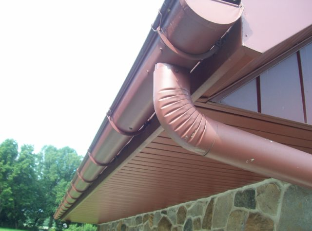 Replacing Your Roof Is Not Enough…Don't Forget Gutters & Downspouts