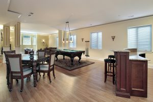 new finished basement in lancaster county